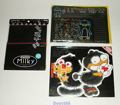 HTF Lot of 3 Stationery Sets 2 from JAPAN 1 from KOREA All NEW