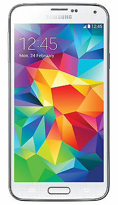 Samsung Galaxy S5 16GB AT-T Unlocked GSM Android 16MP Phone - White