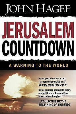 Jerusalem Countdown  A Warning to the World by John Hagee 2005 Paperback