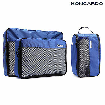 Travel Essential Luggage Organizer Set Packing Cubes Big Capacity