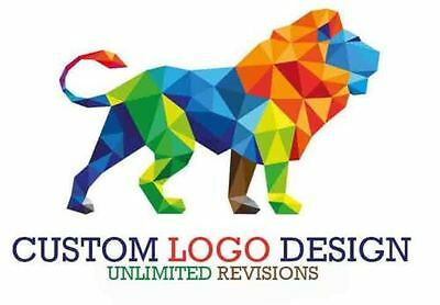 PROFESSIONAL CUSTOM LOGO DESIGN FOR BUSINESS - UNLIMITED REVISION  GRAPHICS