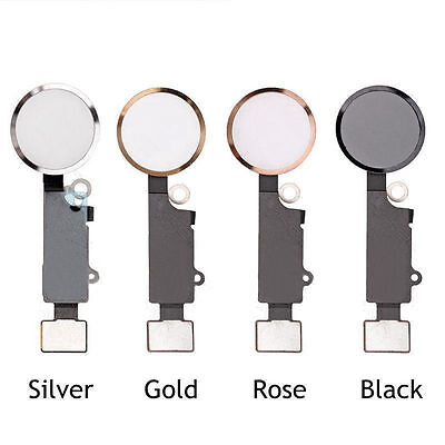 OEM Home Button Main Key Flex Cable  Replacement Assembly For iPhone 7 - 7 Plus