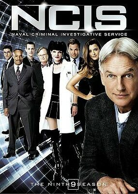 NCIS The Ninth Season DVD 2012 6-Disc Set BRAND NEW