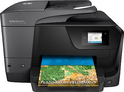 HP - OfficeJet Pro 8710 Wireless All-In-One Instant Ink Ready Printer