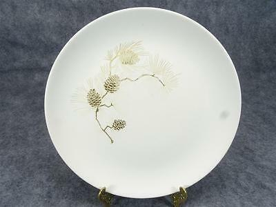 Preview By Paden Pinecone Pattern 10 Dinner Plate Circa 1950s