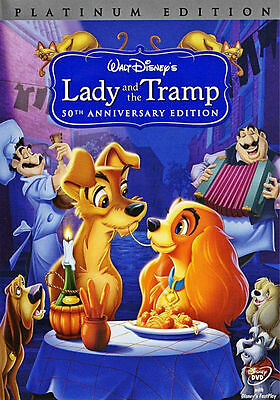 Lady and the Tramp DVD 2006 2-Disc Set Special Edition