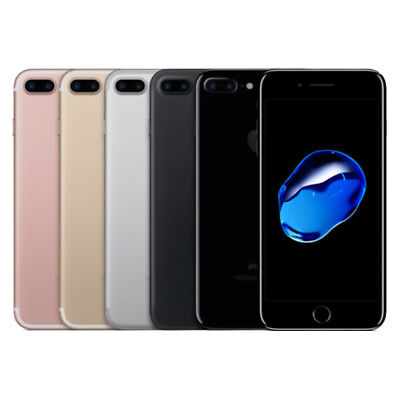 Apple iPhone 7 Plus 32GB 128GB 256GB Unlocked AT-T Verizon T-Mobile Smartphone