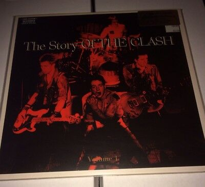 The Clash Story Of- Simply Vinyl Double LP New Sealed