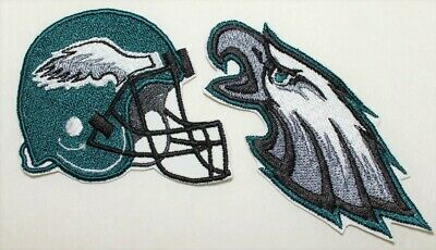 Philadelphia Eagles Embroidered NFL Iron-on Patch FREE SHIP