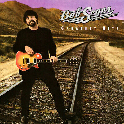 Bob Seger - The Silver Bullet Band  Greatest Hits CD 1995