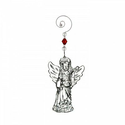 Waterford 2015 Annual Crystal Angel Ornament 40005041 christmas Tree  65 New