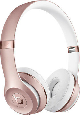Beats by Dr- Dre - Beats Solo3 Wireless Headphones - Rose Gold