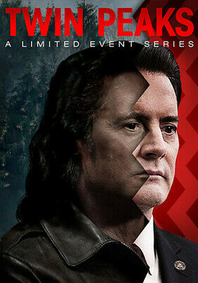 Twin Peaks A Limited Event Series New DVD Boxed Set Dolby Widescreen Ac-