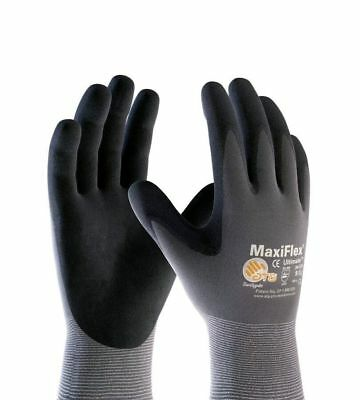 MaxiFlex Ultimate Nitrile Micro-Foam Coated Work Gloves PIP  ATG 34-874XL XL