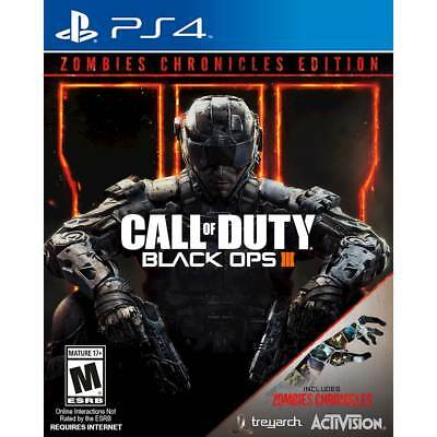 Call of Duty® Black Ops III Zombies Chronicles Edition - PlayStation 4