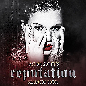 Taylor Swift Tickets - Chicago 2 tickets for 305