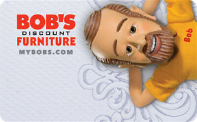 Bobs Discount Furniture - 117 Gift Card
