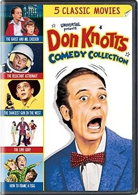 Don Knotts Comedy Collection 5 Classic Movies New DVD
