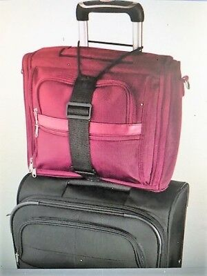 Secure-A-Bag Bungee Strap by American Tourister for Carry-Ons Suitcase Baggage