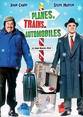 Planes Trains and Automobiles Anniversary Edition New DVD Anniver