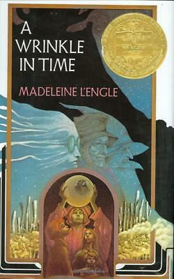 A Wrinkle in Time by Madeleine LEngle Classics Hardcover NEW