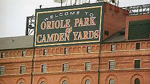 Baltimore Orioles vs Minnesota Twins Opening day 3292018 Lowers