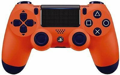 Sony PS4 Dualshock Wireless Controller - Sunset Orange Special Edition NEW