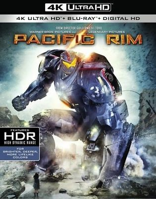 Pacific Rim 4K Ultra HD Blu-ray with SLIP COVER