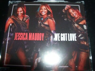 Jessica Mauboy We Got Love Australia Eurovision CD Single – New