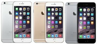 Apple iPhone 6 Plus  16GB 64GB 128GB  metroPCS Verizon AT-T TMobile Cricket