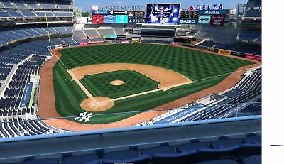 Yankees Tickets JIM BEAM SUITE  4 Seats in Row 2- Most games still available