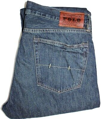 Polo Ralph Lauren Classic 867 Jeans Warren 34x32 NW0T Compare at 79-99