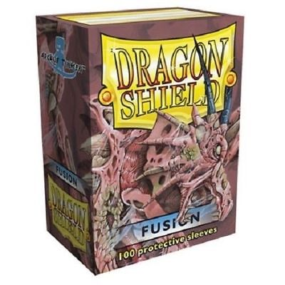 Dragon Shield Fusion Card Protector Sleeves 100ct MTG Magic Pokemon ATM10010