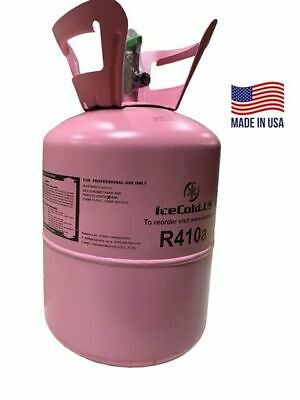 R410a R410a Refrigerant 11lb tank- New Factory Sealed Lowest Price