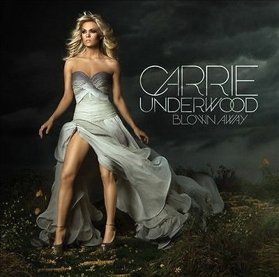 Blown Away by Carrie Underwood CD May-2012 Arista