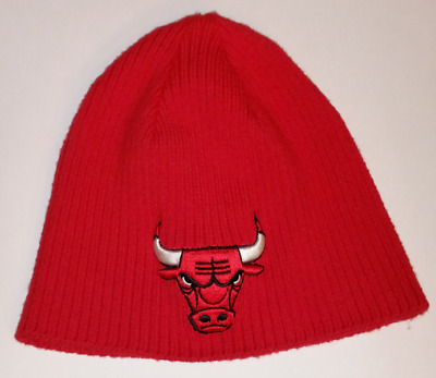 Vintage Nike NBA Chicago Bulls Michael Jordan  23 Beanie Hat One Size Fits All