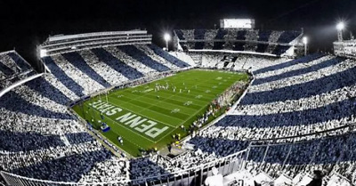 Penn State Nittany Lions vs Michigan State spartans 2 SEATS NOT BLEACHERS