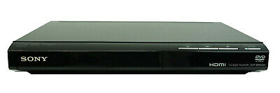 Sony DVP-SR510H DVPSR510H Upscaling HDMI 1080p DVD Player with Remote Control