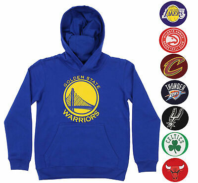 Outerstuff NBA Youth Primary Logo Team Color Fleece Hoodie Team Variation
