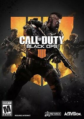 Call of Duty Black Ops 4 PC NEW