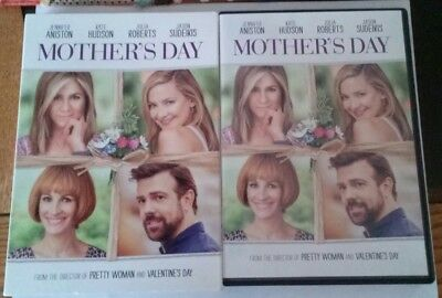 MOTHERS DAY DVD Jennifer Aniston Kate Hudson Julia Roberts
