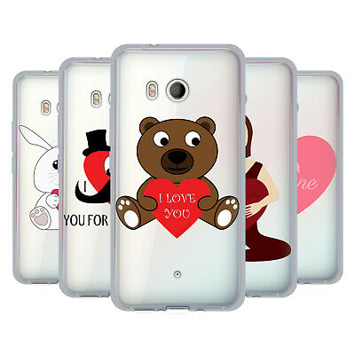 OFFICIAL PLDESIGN LOVE AND HOPE SOFT GEL CASE FOR HTC PHONES 1