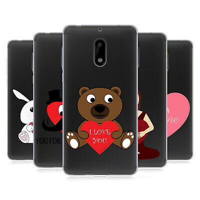 OFFICIAL PLDESIGN LOVE AND HOPE SOFT GEL CASE FOR NOKIA PHONES 1