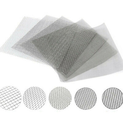 10100300500 Mesh Stainless Steel Micron True Fine Screen Filtration Filter