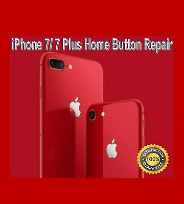 iPhone 7 iPhone 7 Plus Home Button Repair Service