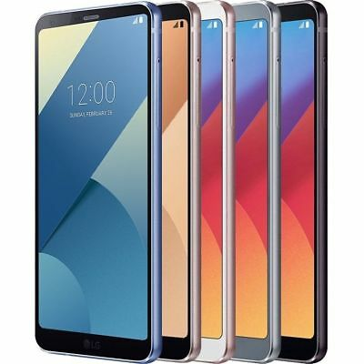 LG G6 H871 32GB 4G LTE AT-T GSM Factory Unlocked Phone 1 Year Warranty A
