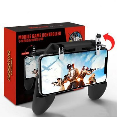 W10 Gamepad Joystick Fire Trigger For PUBG-Fortnite Mobile Phone Game Controller