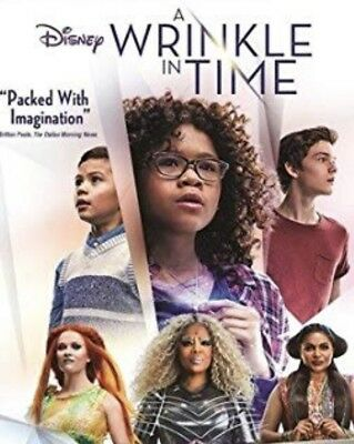 A Wrinkle in Time DVD 2018 USed