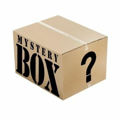 24 Mystery box can include electronics toys gadgets dvdbooksvideo games