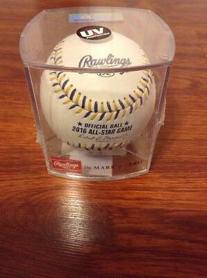 Rawlings Major League Baseball 2016 All Star Game Official Ball Never Opened
